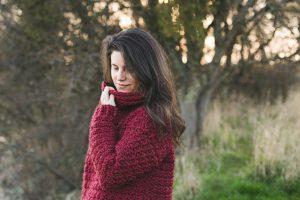snuggle up sweater crochet pattern