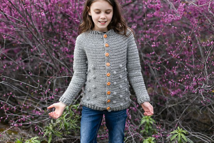 Rylan sweater crochet pattern