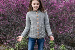 Rylan sweater crochet pattern